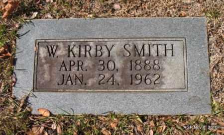 SMITH, W KIRBY - Hot Spring County, Arkansas | W KIRBY SMITH - Arkansas Gravestone Photos