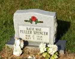 SPENCER, KATIE MAE - Hot Spring County, Arkansas | KATIE MAE SPENCER - Arkansas Gravestone Photos