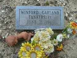 TANKERSLEY, WINFORD GARLAND - Hot Spring County, Arkansas | WINFORD GARLAND TANKERSLEY - Arkansas Gravestone Photos