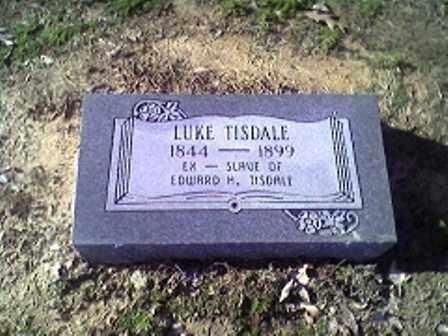 TISDALE, LUKE - Hot Spring County, Arkansas | LUKE TISDALE - Arkansas Gravestone Photos