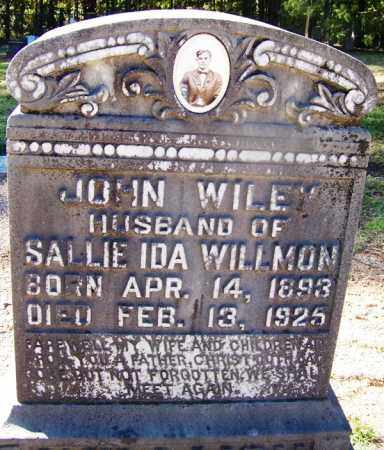 WILLMON, JOHN WILEY - Hot Spring County, Arkansas | JOHN WILEY WILLMON - Arkansas Gravestone Photos