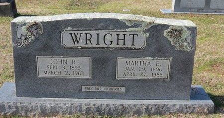 WRIGHT, JOHN R. - Hot Spring County, Arkansas | JOHN R. WRIGHT - Arkansas Gravestone Photos