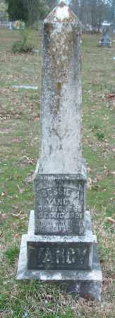 YANCY, BESSIE A - Hot Spring County, Arkansas | BESSIE A YANCY - Arkansas Gravestone Photos