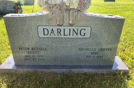"""DARLING, PETER RUSSELL """"RUSTY"""" - Howard County, Arkansas   PETER RUSSELL """"RUSTY"""" DARLING - Arkansas Gravestone Photos"""