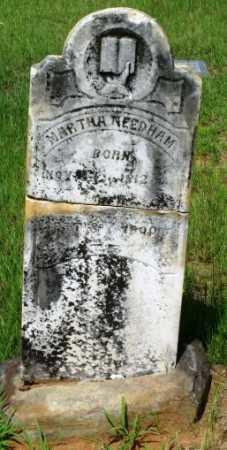NEEDHAM, MARTHA - Howard County, Arkansas   MARTHA NEEDHAM - Arkansas Gravestone Photos