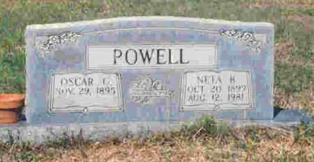 DOWDY POWELL, NITA B. - Howard County, Arkansas | NITA B. DOWDY POWELL - Arkansas Gravestone Photos