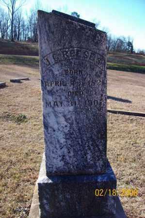 REESE (VETERAN CSA), JORDAN G - Howard County, Arkansas | JORDAN G REESE (VETERAN CSA) - Arkansas Gravestone Photos