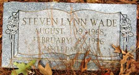 WADE, STEVEN LYNN - Howard County, Arkansas   STEVEN LYNN WADE - Arkansas Gravestone Photos