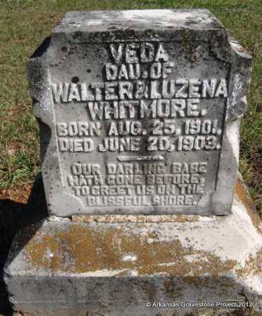 WHITMORE, VEDA - Howard County, Arkansas | VEDA WHITMORE - Arkansas Gravestone Photos