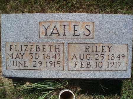 YATES, JAMES RILEY - Howard County, Arkansas | JAMES RILEY YATES - Arkansas Gravestone Photos