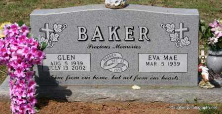 OSBORNE BAKER, EVA - Independence County, Arkansas | EVA OSBORNE BAKER - Arkansas Gravestone Photos