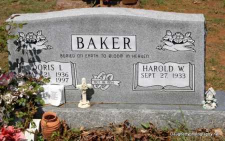 BAKER, HAROLD - Independence County, Arkansas | HAROLD BAKER - Arkansas Gravestone Photos
