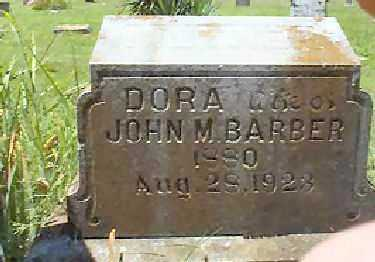 BARBER, UDORA PARLIE - Independence County, Arkansas | UDORA PARLIE BARBER - Arkansas Gravestone Photos