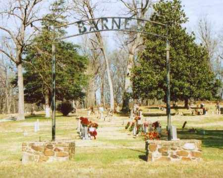 *BARNES CEMETERY,  - Independence County, Arkansas |  *BARNES CEMETERY - Arkansas Gravestone Photos