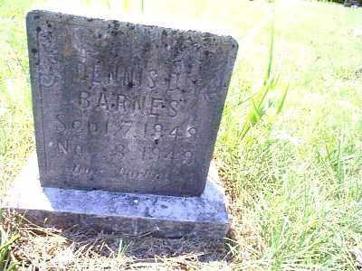 BARNES, DENNIS D. - Independence County, Arkansas | DENNIS D. BARNES - Arkansas Gravestone Photos