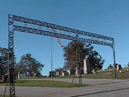 *BLUE SPRINGS GATE,  - Independence County, Arkansas |  *BLUE SPRINGS GATE - Arkansas Gravestone Photos