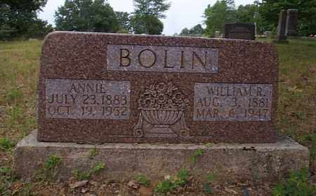 WEAVER BOLIN, ANNIE - Independence County, Arkansas   ANNIE WEAVER BOLIN - Arkansas Gravestone Photos