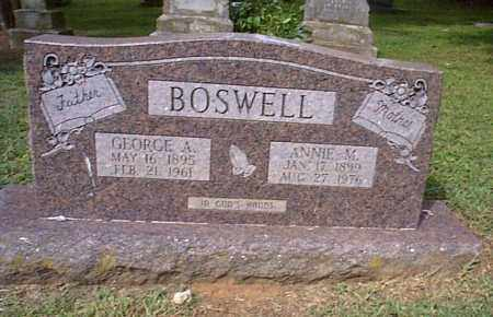 BOSWELL, ANNIE MAE - Independence County, Arkansas | ANNIE MAE BOSWELL - Arkansas Gravestone Photos
