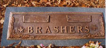 BRASHERS, ESTHER MAY - Independence County, Arkansas | ESTHER MAY BRASHERS - Arkansas Gravestone Photos