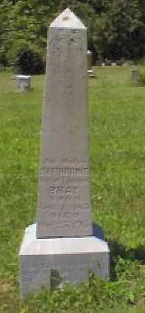 BRAY, SOPHRONE JULINA ANNE JANE - Independence County, Arkansas   SOPHRONE JULINA ANNE JANE BRAY - Arkansas Gravestone Photos