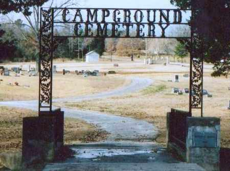 *CAMPGROUND CEMETERY,  - Independence County, Arkansas |  *CAMPGROUND CEMETERY - Arkansas Gravestone Photos