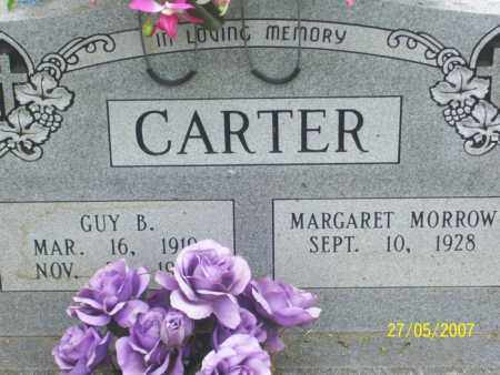 CARTER, GUY B. - Independence County, Arkansas | GUY B. CARTER - Arkansas Gravestone Photos