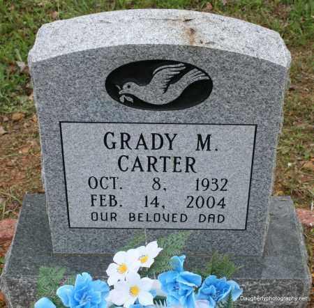 CARTER, GRADY - Independence County, Arkansas | GRADY CARTER - Arkansas Gravestone Photos