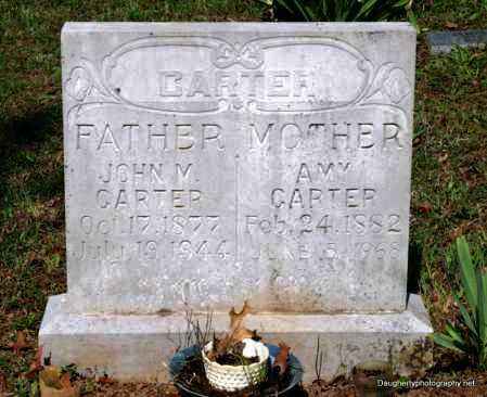 CARTER, JOHN - Independence County, Arkansas | JOHN CARTER - Arkansas Gravestone Photos