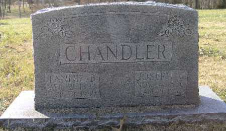 CHANDLER,, JOSEPH G. - Independence County, Arkansas | JOSEPH G. CHANDLER, - Arkansas Gravestone Photos
