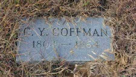 COFFMAN, CATHERINE - Independence County, Arkansas | CATHERINE COFFMAN - Arkansas Gravestone Photos