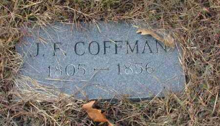 COFFMAN, JACOB FREE - Independence County, Arkansas   JACOB FREE COFFMAN - Arkansas Gravestone Photos