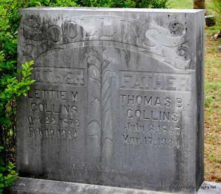 COLLINS, THOMAS - Independence County, Arkansas | THOMAS COLLINS - Arkansas Gravestone Photos