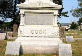 COOK FAMILY STONE,  - Independence County, Arkansas |  COOK FAMILY STONE - Arkansas Gravestone Photos