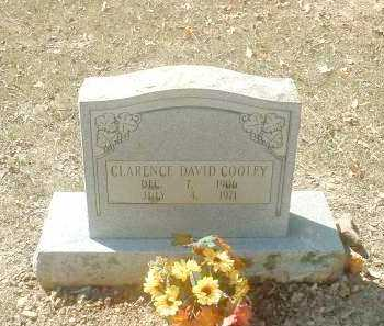 COOLEY, CLARENCE DAVID - Independence County, Arkansas | CLARENCE DAVID COOLEY - Arkansas Gravestone Photos
