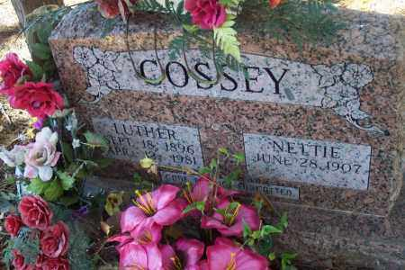 CROSSEY, NETTIE IRENE - Independence County, Arkansas | NETTIE IRENE CROSSEY - Arkansas Gravestone Photos