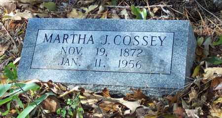 COSSEY, MARTHA JANE - Independence County, Arkansas | MARTHA JANE COSSEY - Arkansas Gravestone Photos