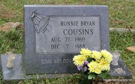 COUSINS, RONNIE - Independence County, Arkansas | RONNIE COUSINS - Arkansas Gravestone Photos