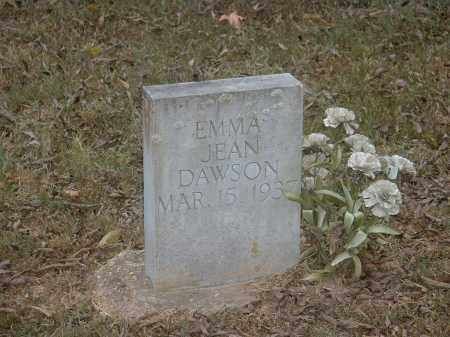 DAWSON, EMMA JEAN - Independence County, Arkansas | EMMA JEAN DAWSON - Arkansas Gravestone Photos