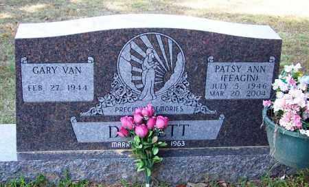 DOSSETT, GARY VAN - Independence County, Arkansas | GARY VAN DOSSETT - Arkansas Gravestone Photos