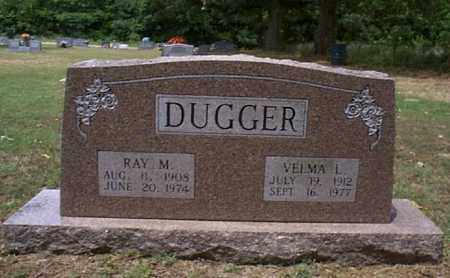SHIPMAN DUGGER, VELMA L. - Independence County, Arkansas | VELMA L. SHIPMAN DUGGER - Arkansas Gravestone Photos