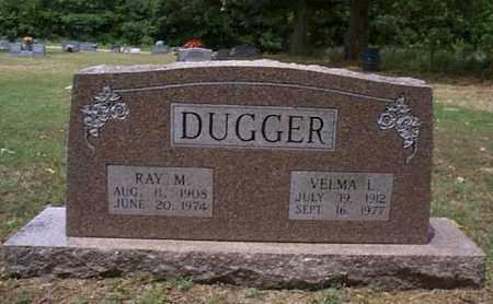 DUGGER, RAY M. - Independence County, Arkansas | RAY M. DUGGER - Arkansas Gravestone Photos