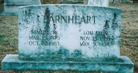 BARNES EARNHEART, LOU ELLA - Independence County, Arkansas | LOU ELLA BARNES EARNHEART - Arkansas Gravestone Photos