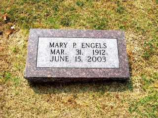 ENGELS, MARY PEARL - Independence County, Arkansas | MARY PEARL ENGELS - Arkansas Gravestone Photos