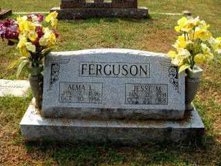 GARRISON FERGUSON, ALMA L. MARIE - Independence County, Arkansas | ALMA L. MARIE GARRISON FERGUSON - Arkansas Gravestone Photos