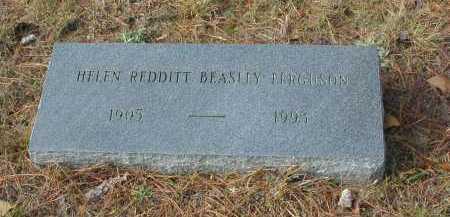 REDDITT FERGUSON, HELEN - Independence County, Arkansas | HELEN REDDITT FERGUSON - Arkansas Gravestone Photos