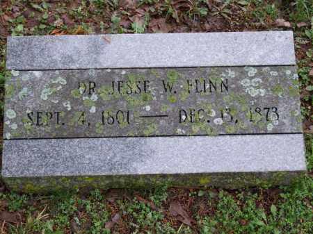 FLINN, DR, JESSE - Independence County, Arkansas | JESSE FLINN, DR - Arkansas Gravestone Photos