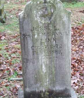 FLINN, JESSE L. - Independence County, Arkansas | JESSE L. FLINN - Arkansas Gravestone Photos