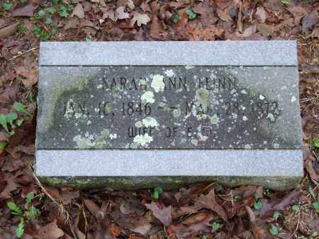 FLINN, SARAH ANN - Independence County, Arkansas | SARAH ANN FLINN - Arkansas Gravestone Photos