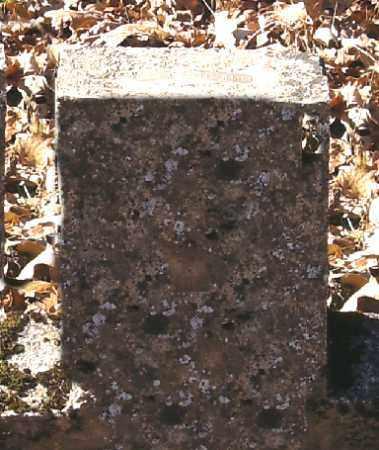 GALLOWAY, FANNY - Independence County, Arkansas   FANNY GALLOWAY - Arkansas Gravestone Photos