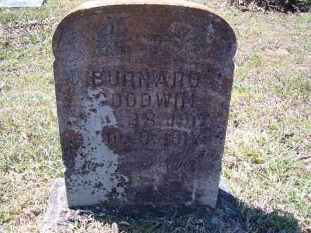 GOODWIN, BURNARD - Independence County, Arkansas   BURNARD GOODWIN - Arkansas Gravestone Photos